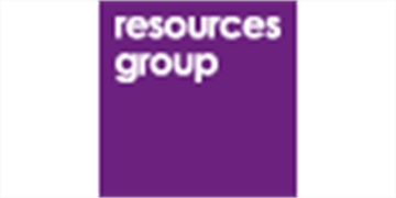 Logo for Resources Group